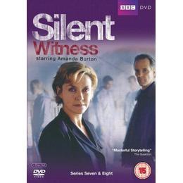 Silent Witness - Series 7-8 [DVD]